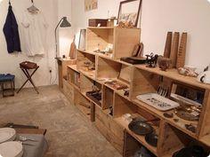 【誰でもできる】木箱を使ったオシャレ収納棚を作っちゃお☆