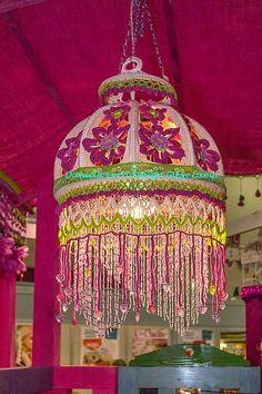 Gipsy Lamp