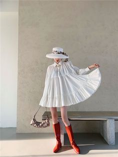 Beautiful White Dresses, Winter Fashion Casual, Designer Dresses, Sew, Blouses, One Piece, Photoshoot, Clothes For Women, My Style