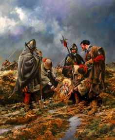 Spanish troops in the Flanders