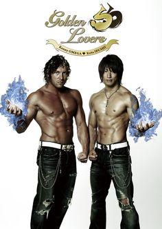 GOLDEN LOVERS B2ポスター   Works   株式会社アグイジェ