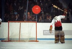 My favorite photo with Tony Esposito during the 1972 Summit in Moscow