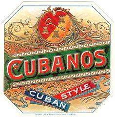 Cubanos, Cuban Style Cigars