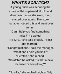 What S Scratch Funny Story Hilariousjokes