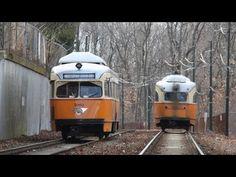 Kenosha Streetcar 2185 First Day - YouTube