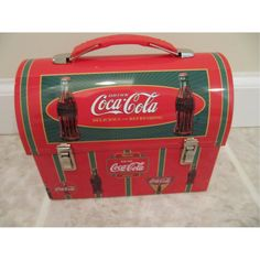 #Coca_Cola Lunchbox or Toolbox