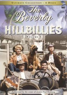The Beverly Hillbillies, Vol. 1: Ultimate Collection [DVD]