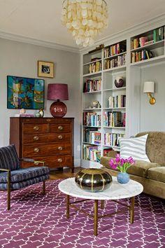 Interiors from a Designer's Portfolio, Angie Hranowsky