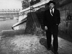 Jacques Prévert, Paris, 1949 • Izis (Israëlis Bidermanas), photographer