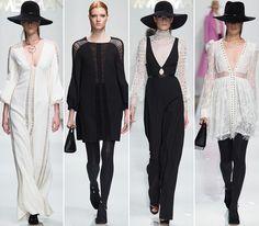 Zimmermann Fall/Winter 2015-2016 Collection - New York Fashion Week www.sewingavenue.com