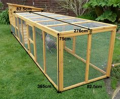 chicken coop run | You are here: Home > The Dorset Chicken Coop With Double Run