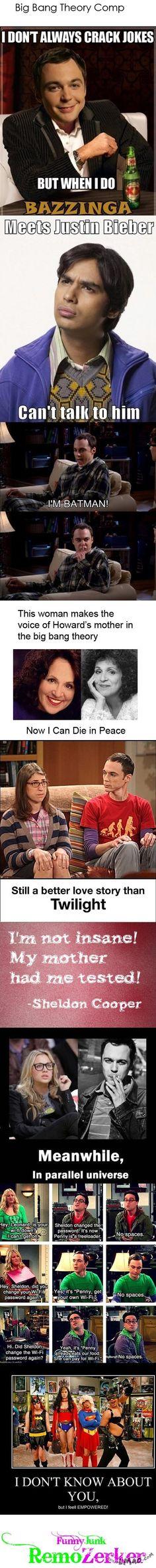Will this make you laugh? Big Bang Theory