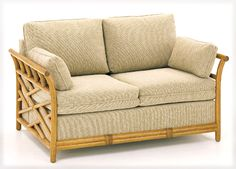 Rattan Loveseat Sleeper Page 4 Discontinued Items Chippendale Is Crafted With Beauty Durability And Function In Mind