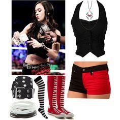 AJ Lee is perfect ♥
