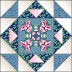 Jack-in-the-Box Quilt Block free pattern on McCall's Quilting at http://www.mccallsquilting.com/patterns/details.html?idx=8074