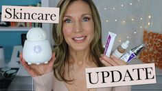 I'm trying some new products in my skincare routine that I thought I'd share with you! Time will tell if they'll find a permanent home in my routine...  https://www.youtube.com/watch?v=V3bWkKqdvbA Shop the Post: Tao Clean Aura Orbital Cleansing System Use Code HotAndFlashy for 50% OFF!  The Ordinary Morning Routine: [show_shopthepost_widget id=2444816]   Evening Routine: [show_shopthepost_widget id=2444831]    FTC: Not sponsored. All opinions are al...
