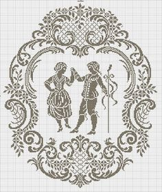 ru / Photo # 23 - Larisa K - gabbach Cross Stitch Samplers, Counted Cross Stitch Patterns, Cross Stitch Designs, Cross Stitching, Cross Stitch Embroidery, Embroidery Patterns, Crochet Patterns, Hand Embroidery, Lace Stencil