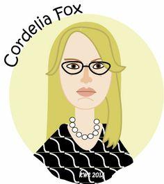 Cordelia Fox doodle : AHS Coven