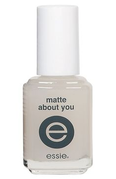 Essie++'Matte+About+You'+Finisher+available+at+#Nordstrom
