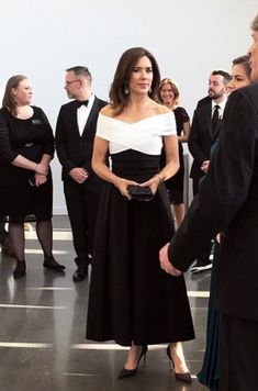 04/05-2018 Crown Princess Mary visited Nordic Museum and attended an gala dinner held at Nordic Museum in the evening.