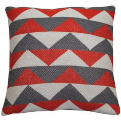 Triangle Eco Pillow Cover