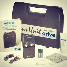 Reposting @advancedhealthmart: Deal of the day! DRIVE AGF-3E ECONOMY DUAL CHANNEL TENS UNIT PACK – Great for #postworkout recovery. Use it to help reduce #muscle #soreness. $38.99 shipped  Get to it now through our bio link!  #fitness #exercise #wellness #muscle #gains #physicaltherapy #pt