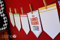 Great set for summer! Free...join the newsletter for access to all of their printables!