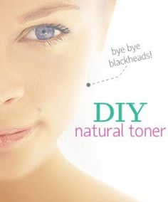 DIY Face Toner: No More Blackheads! Clear skin in a week or so….you'll notice the difference in days! DIY Face Toner: No More Blackheads! Clear skin in a week or… Beauty Skin, Health And Beauty, Hair Beauty, Beauty Tips, Beauty Products, Beauty Secrets, Natural Toner, Natural Skin Care, Natural Face