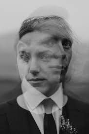 Image result for double exposure face