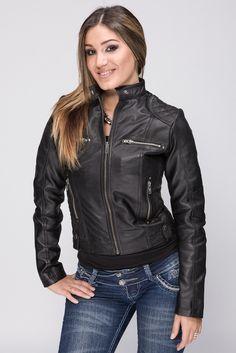 Manteau femme noir col mao