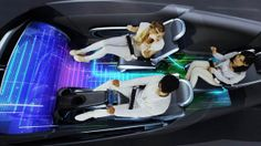 Toyota says, the Fun-Vii's interior appearance can also be customized.