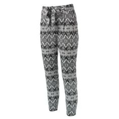 Joe B Harem Pants | These would look great with combat boots.