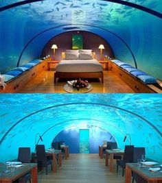 Share Good Stuffs: 9 Weird and Wonderful Hotels in the World