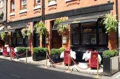 Greig's Grill & Restaurant, Mayfair. 4.5 stars. 50% off food.