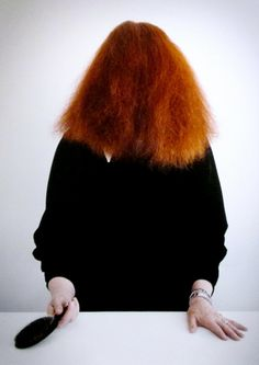Grace Coddington - for her approach to the industry, creative eye and outside-the-box thinking.
