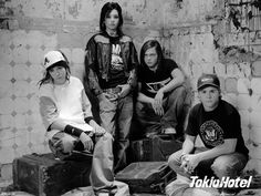 Tokio Hotel Wallpapers | Daily inspiration art photos, pictures and wallpapers