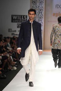 Soma Sengupta Fashion for the Indian Man- Clean, Minimal. Striking!