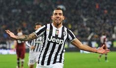 Tevez og Pizzaro ude af aftenens Coppa Italia-kamp!