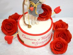 Sugar Kit Cupido per Torta Matrimonio | | Fate di Zucchero - Cake Designers