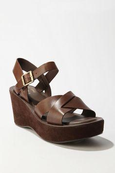 Kork-Ease Classic Ava Platform Wedge Sandal