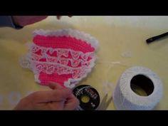 tejiendo panties de BeBe facil y Rapido