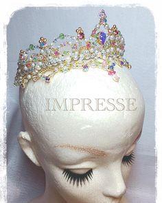 いいね!82件、コメント1件 ― Tomoko Tonookaさん(@impresse_ballet_tiara)のInstagramアカウント: 「オーロラのVa✨✨ #ballet #ballerina #ballettiara #tiara #princesstiara #weddingtiara #impresse #swarovski…」
