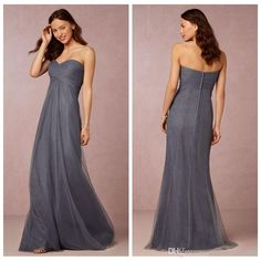 Strapless Bridesmaid Dresses Under 100