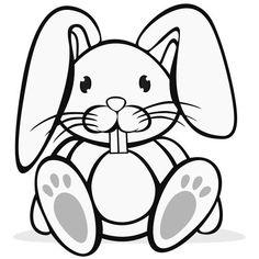 coelho desenho - Pesquisa Google