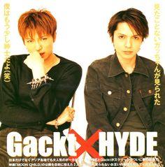 Gackt x HYDE - Moon Child