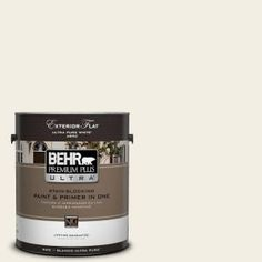 BEHR Premium Plus Ultra 8 oz. #760C-1 Toasted Marshmallow Interior/Exterior Paint Sample 760C-1U at The Home Depot - Mobile