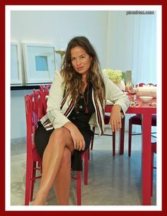 . Jade Jagger, Like Fine Wine, Fountain Of Youth, Aging Gracefully, Take That, Beautiful Women, Sexy, Natural Beauty, Ms