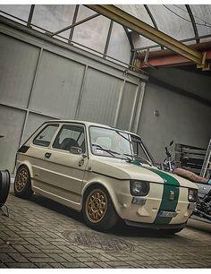 Fiat 500, Alfa Romeo, Old Cars, Rally, Garage, Iron, Concept, Vehicles, Cute Cars