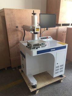 20W 150*150mm fiber laser marking machine ,EXW price :4400USD/set