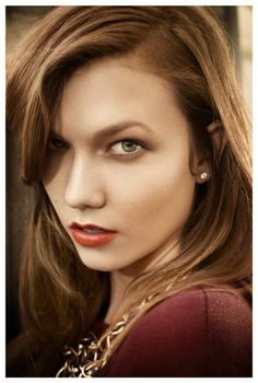 Karlie Kloss - Added to Beauty Eternal - A collection of the most beautiful women on the internet.
